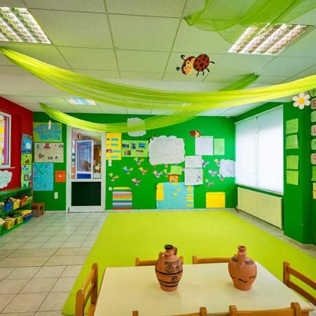 Πράσινη αίθουσα