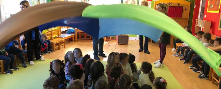 Μανόλης Φιλλιπάκης - Παιδικός Σταθμός Ναυτίλος