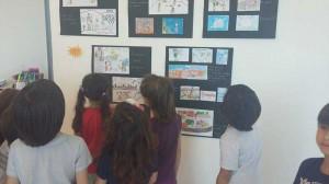 Μαθητική έκθεση κόμικς στο Αρχαιολογικό Μουσείο